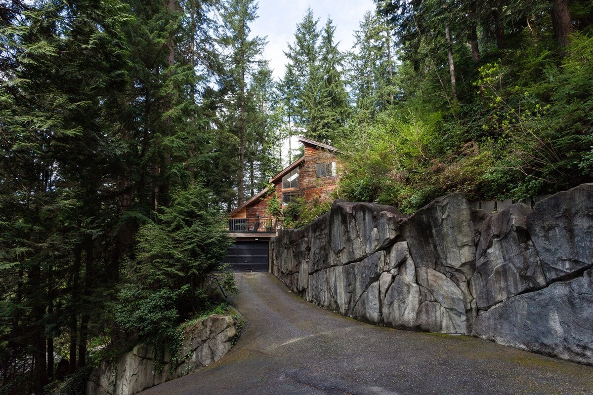 cabins in British Columbia