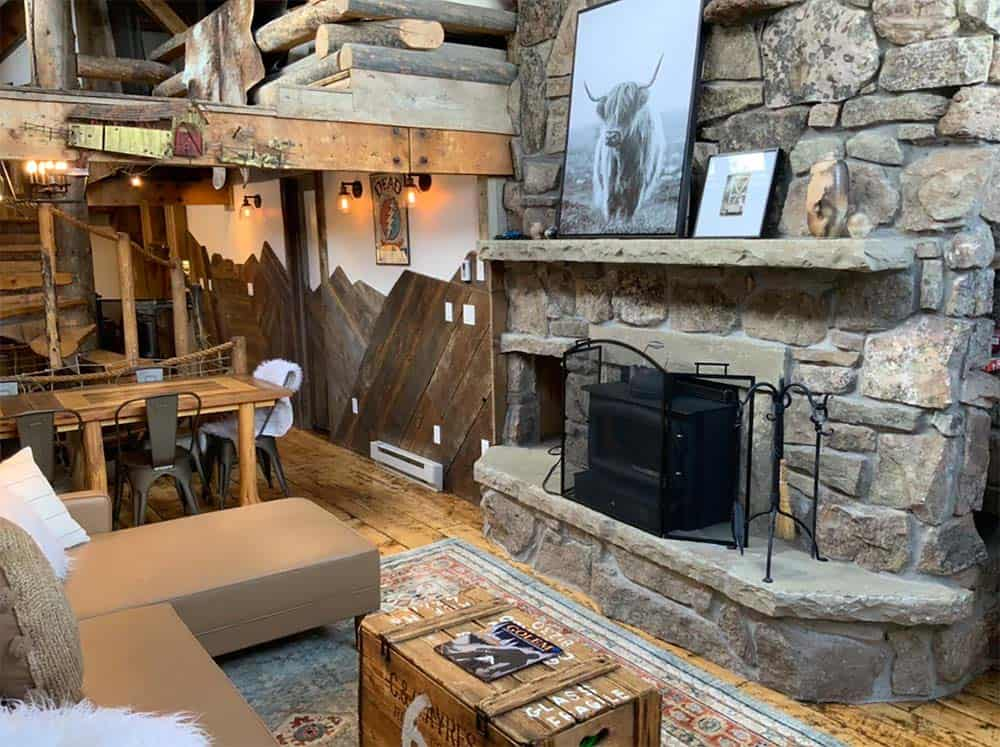 barn airbnb crested butte colorado