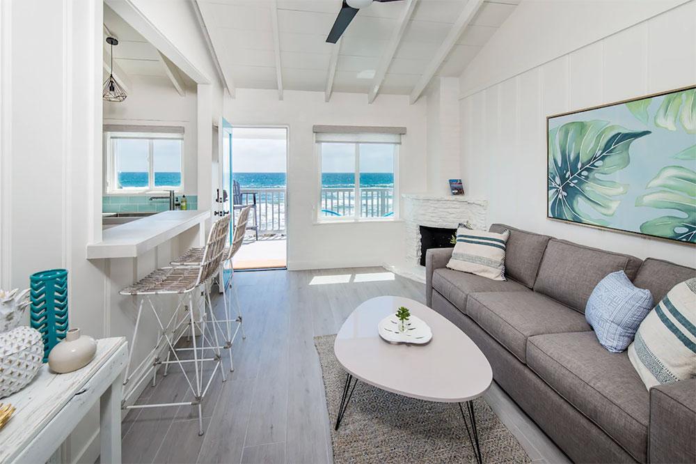 beachfront airbnb cali