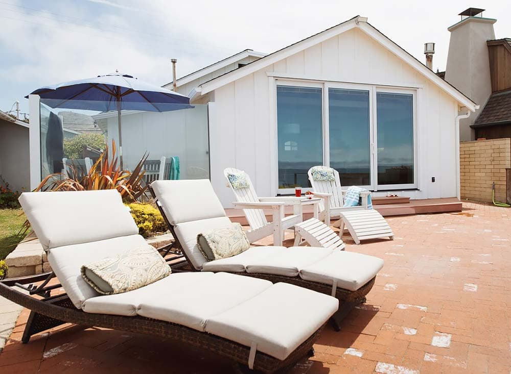 beachfront airbnb central california