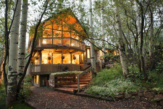 best airbnbs aspen colorado