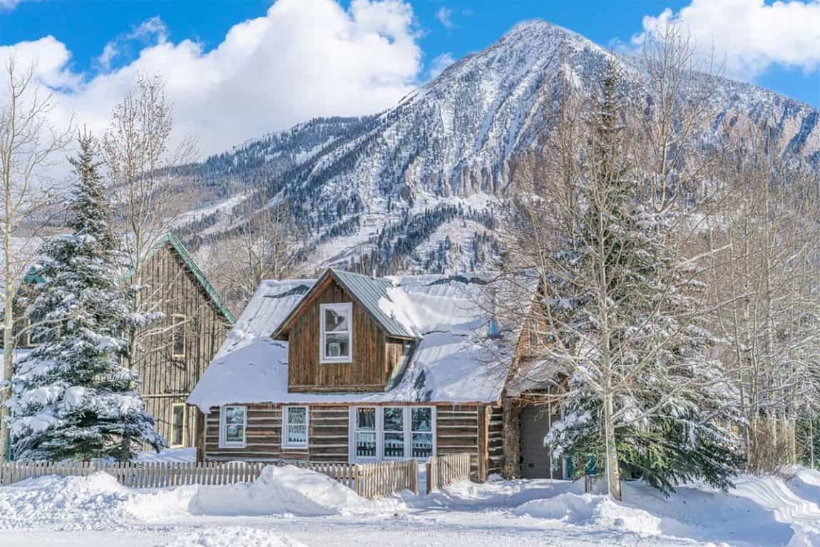 best airbnbs crested butte