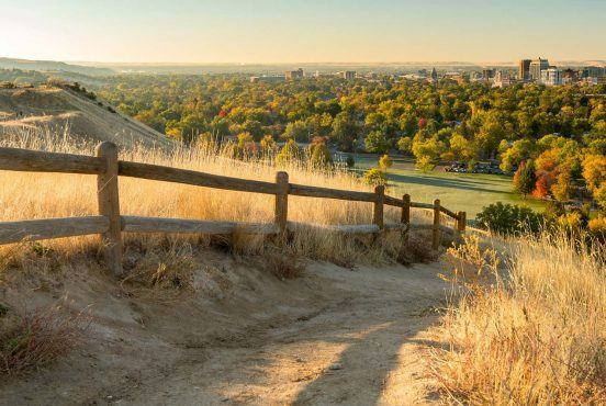 best hikes boise idaho