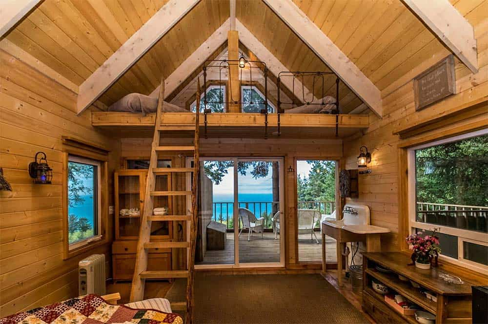 bluebird treehouse oregon