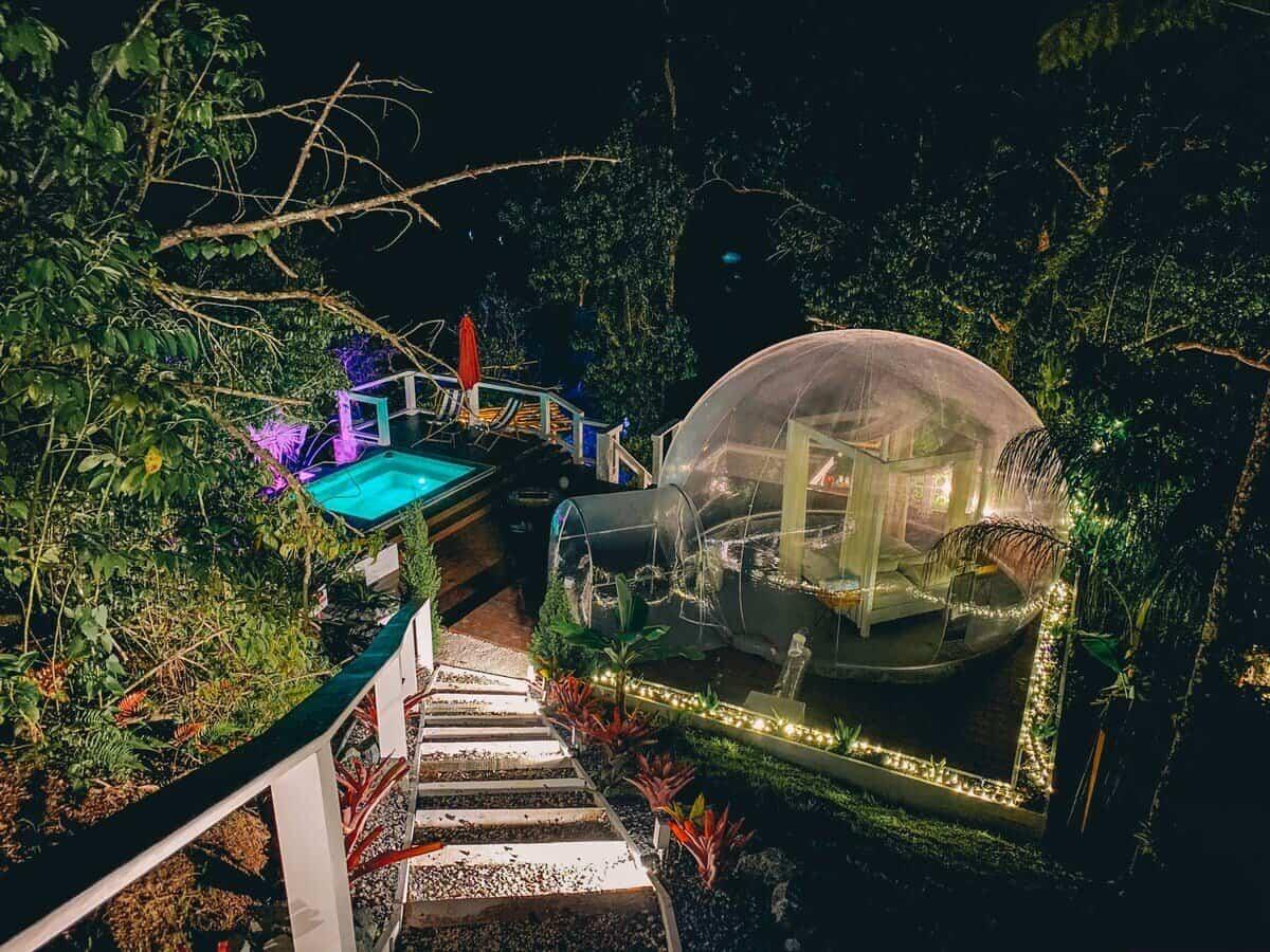 bubble airbnb puerto rico