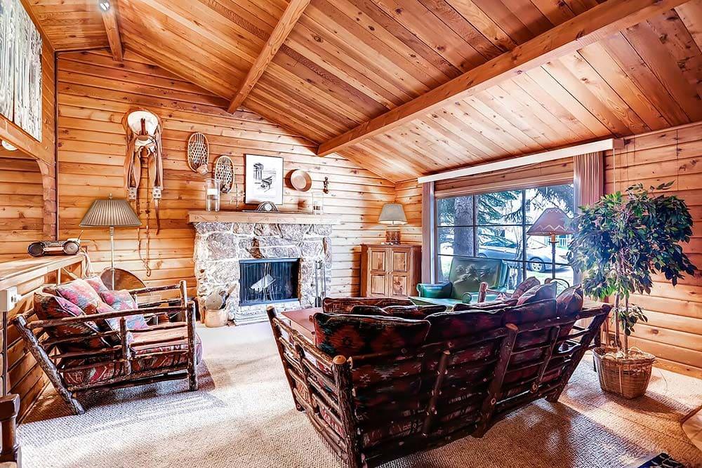 cabin airbnb aspen colorado