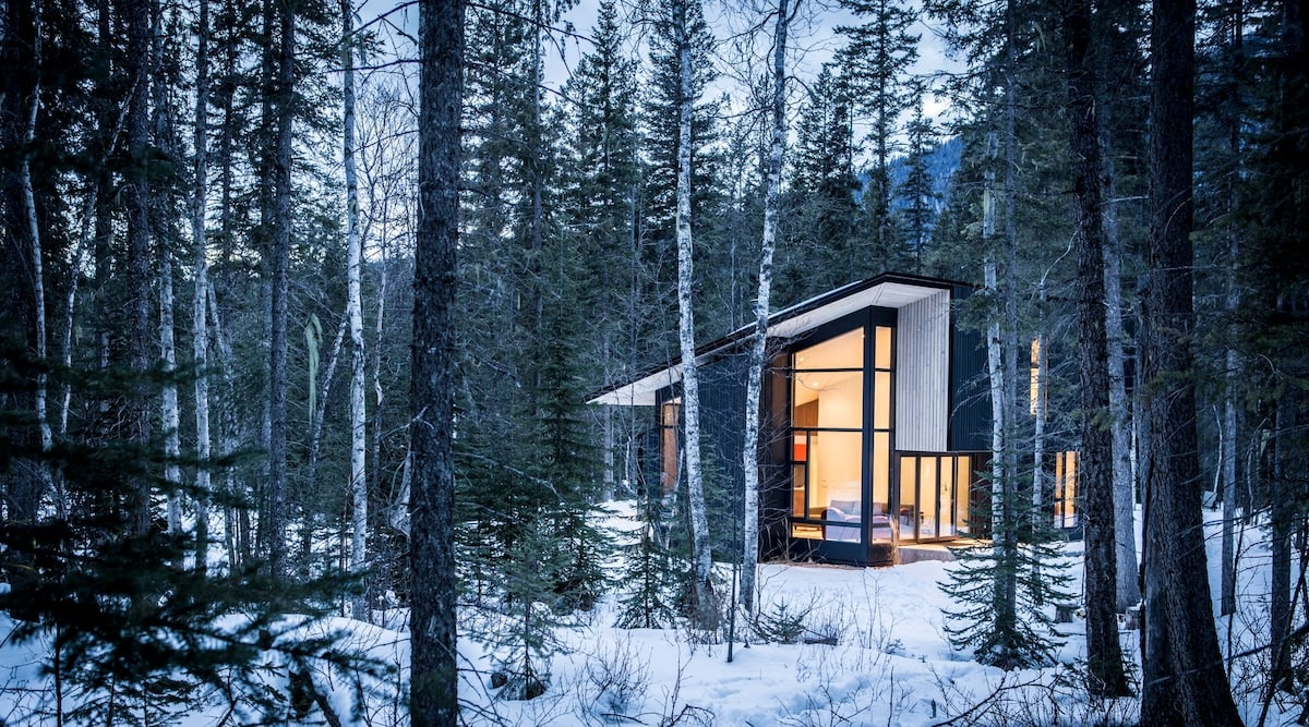 cabin rental bc canada