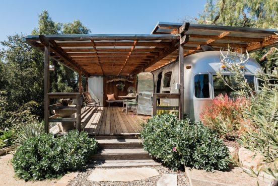 california glamping rentals