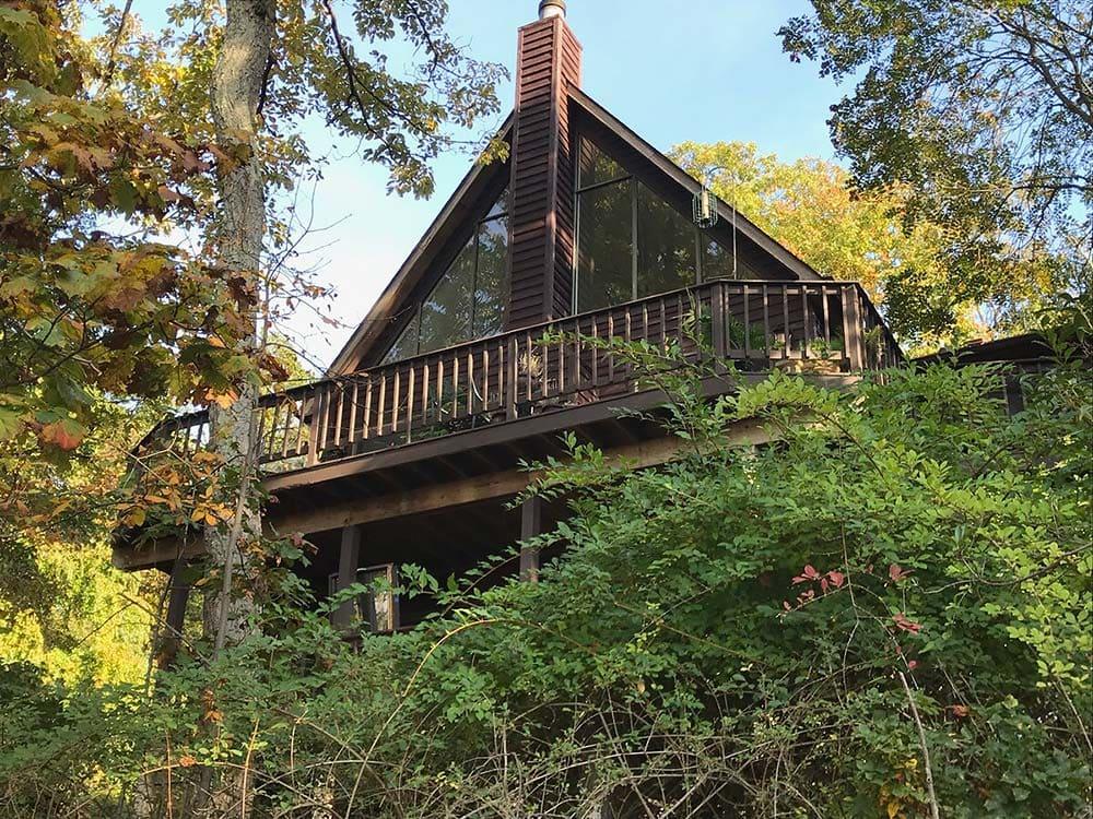 chalet airbnb west virginia