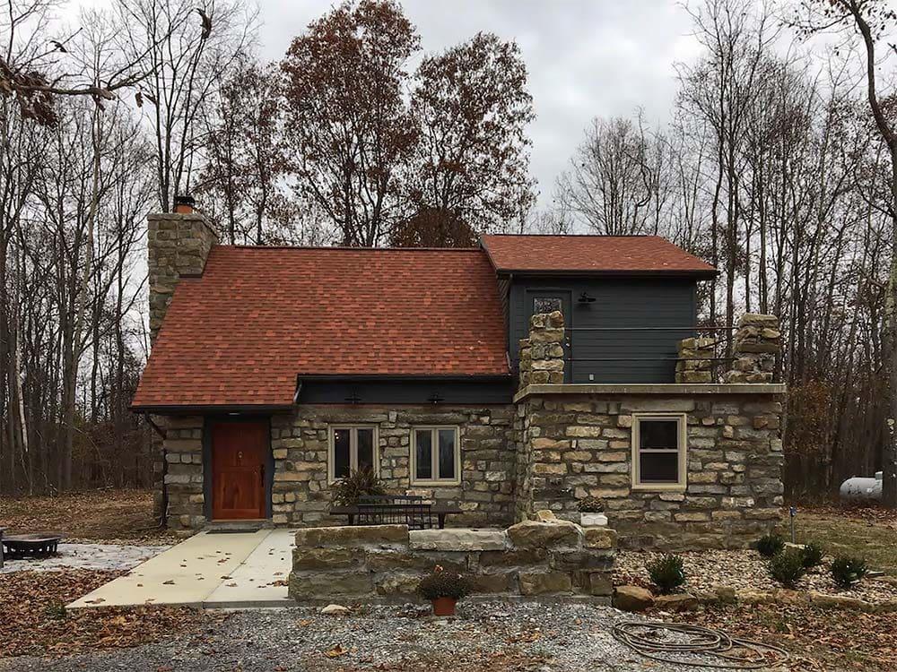 cottage airbnb west virgnia