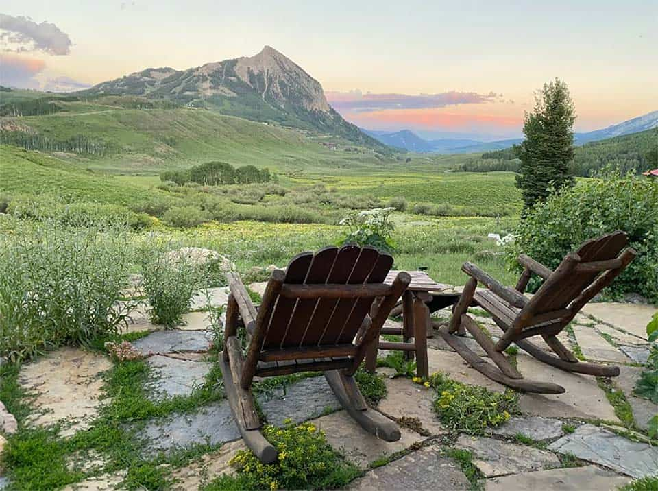 crested butte view airbnb