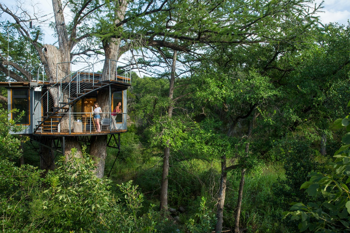 cypress valley treehouse