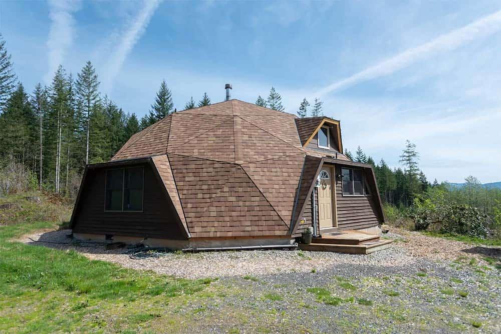 geodesic dome airbnb washington