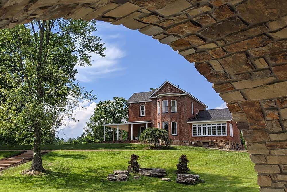 havisham house airbnb illinois