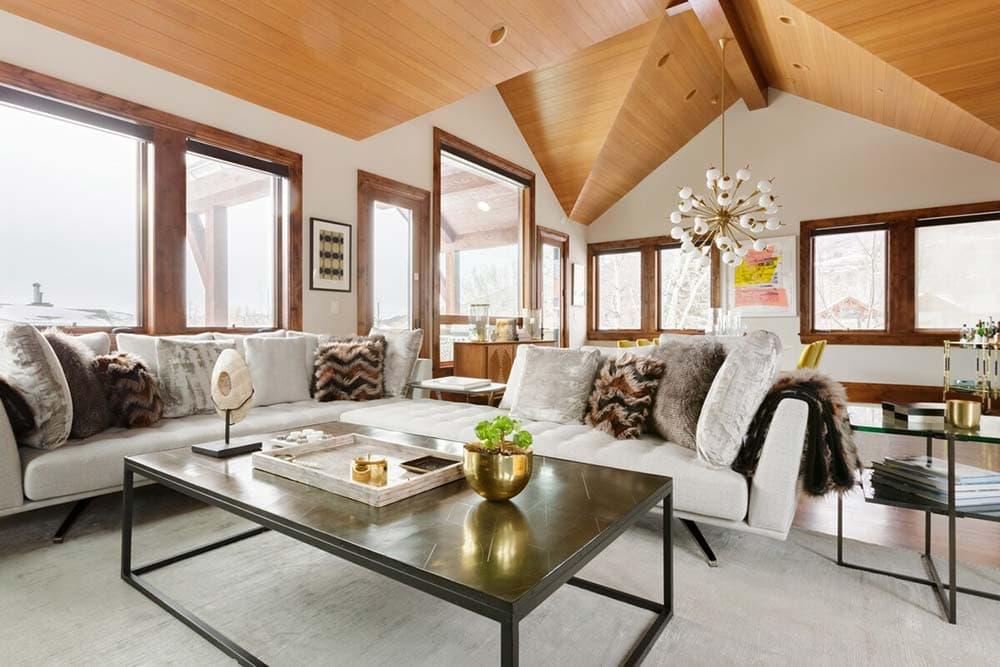 high end airbnb aspen colorado