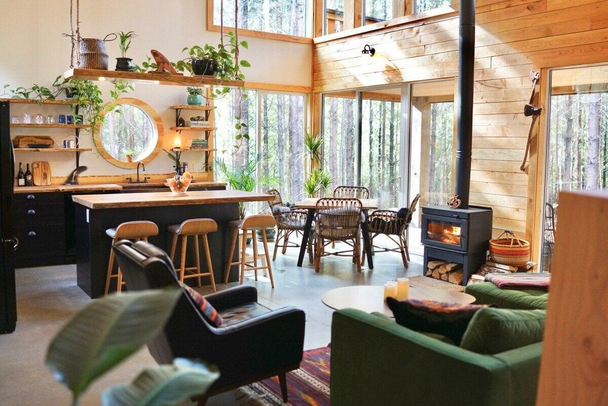 jordan river cabin rental