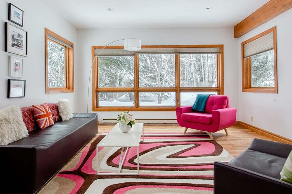 midcentury airbnb aspen