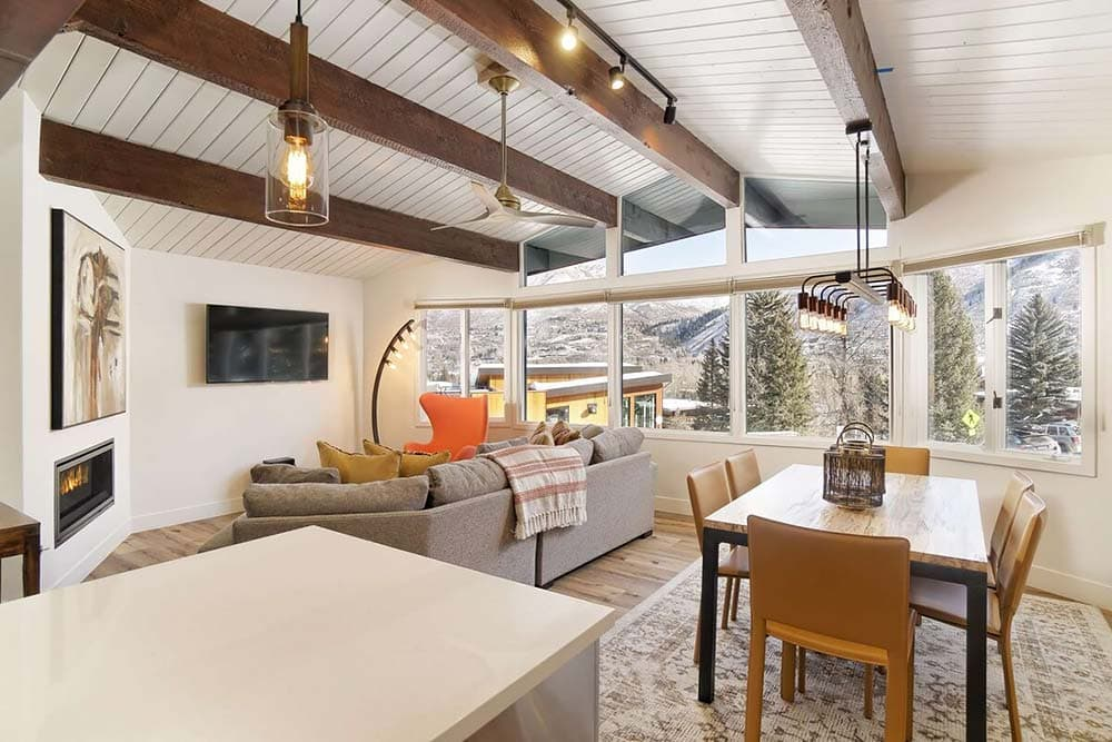 mountain view airbnb aspen