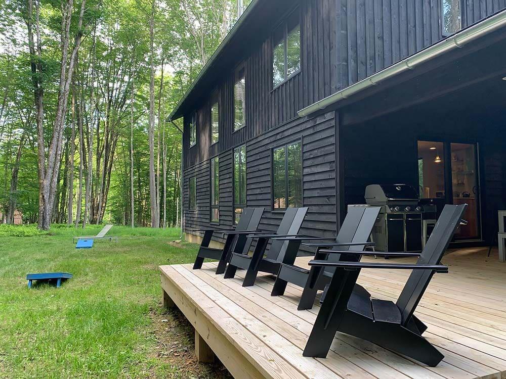 norwegian airbnb west virginia
