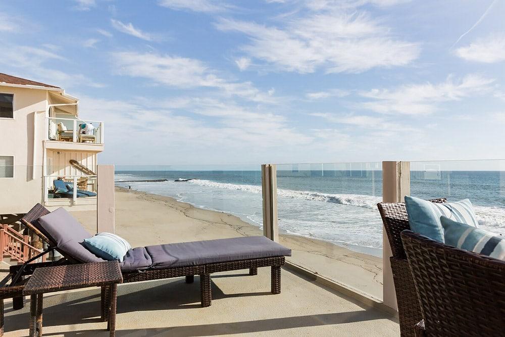 oceanfront airbnb malibu