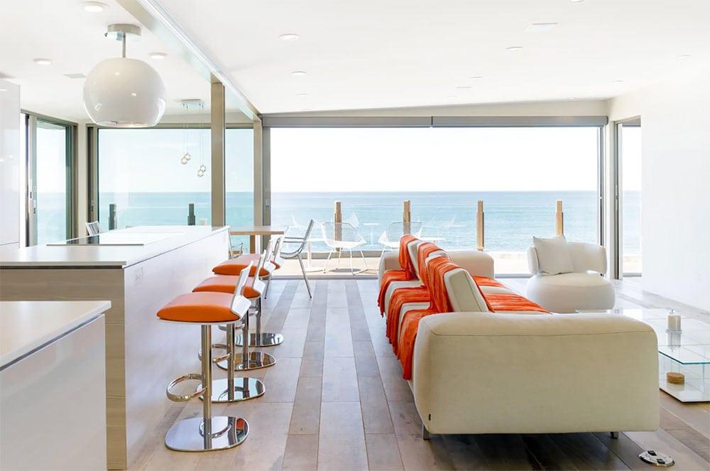 oceanfront california airbnb