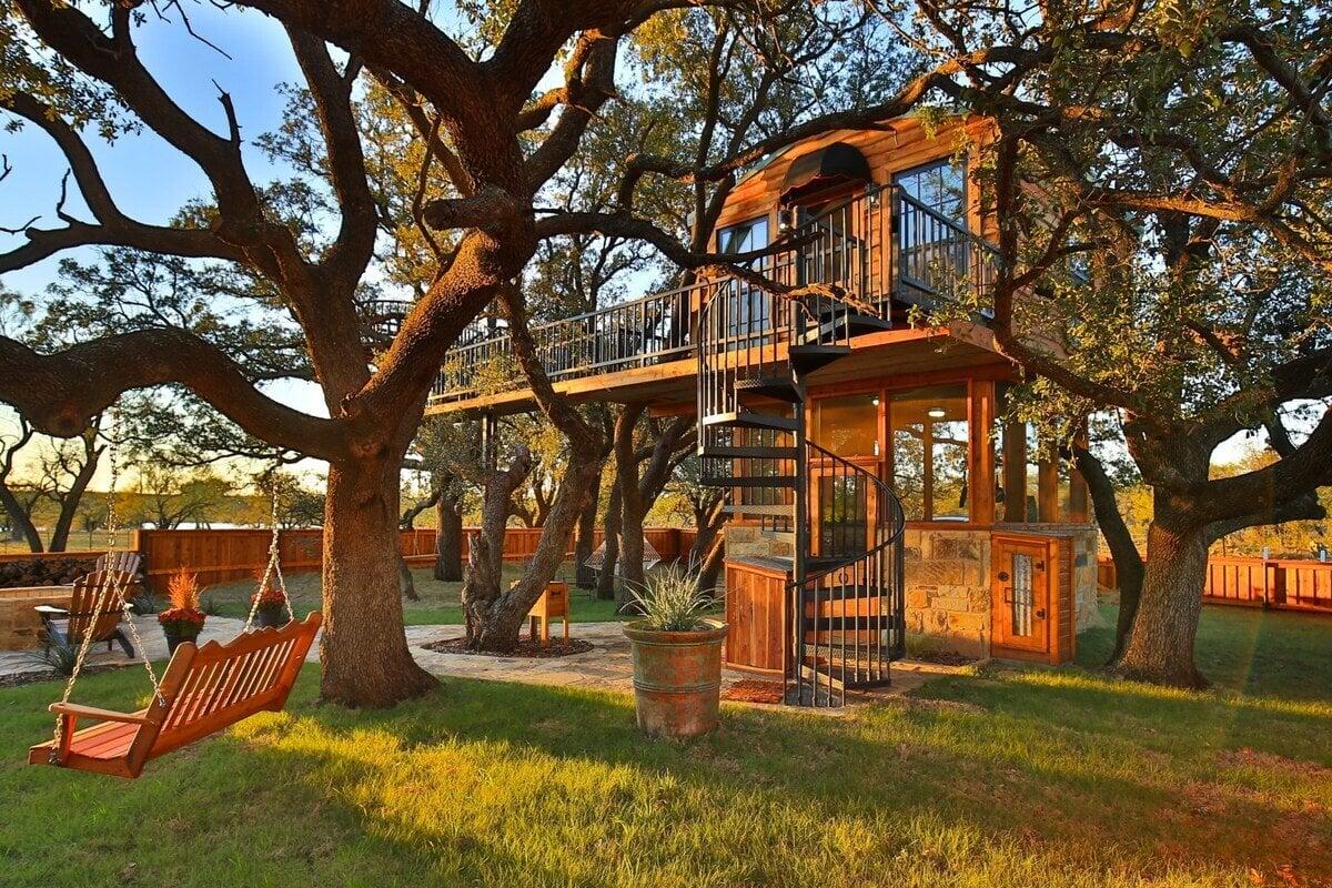 ryders treehouse texas