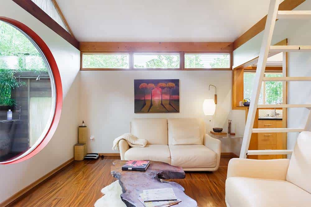 scandinavian airbnb washington