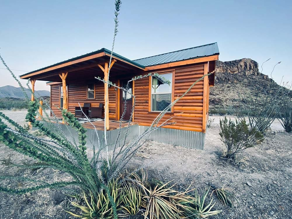 terlingua cabin rental