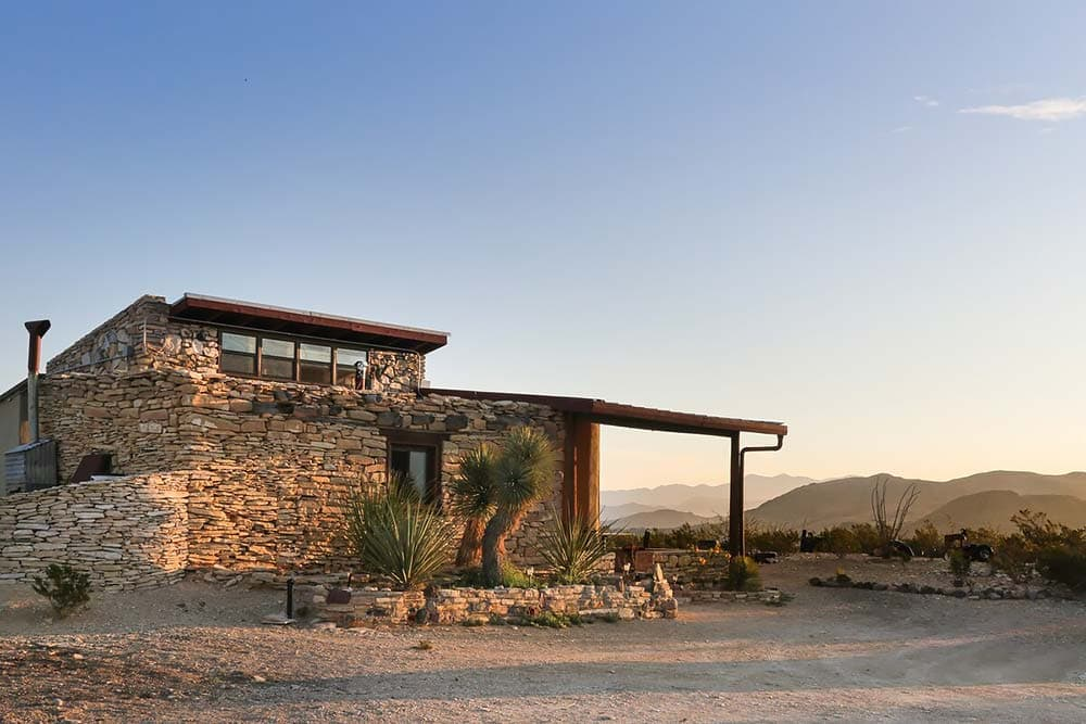 terlingua ghost town airbnb