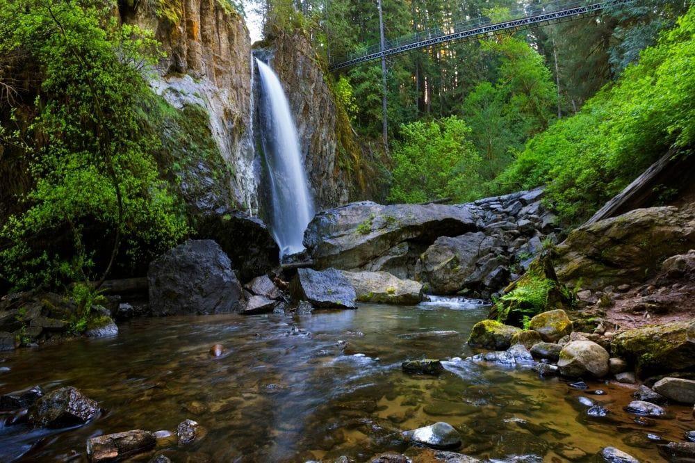 things to do lincoln city drift creek falls