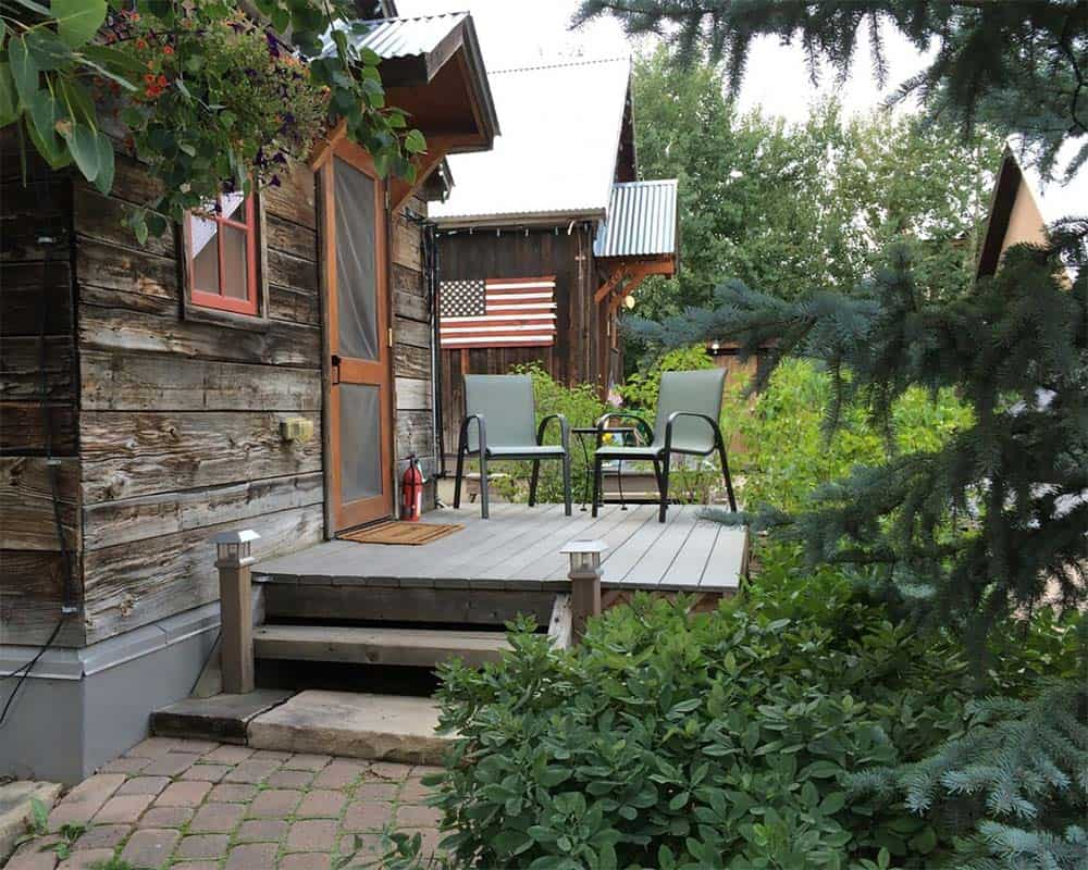 tiny home airbnb crested butte