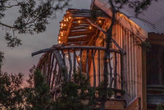 birdhouse glamping texas