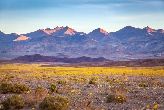 when to visit death valley national park