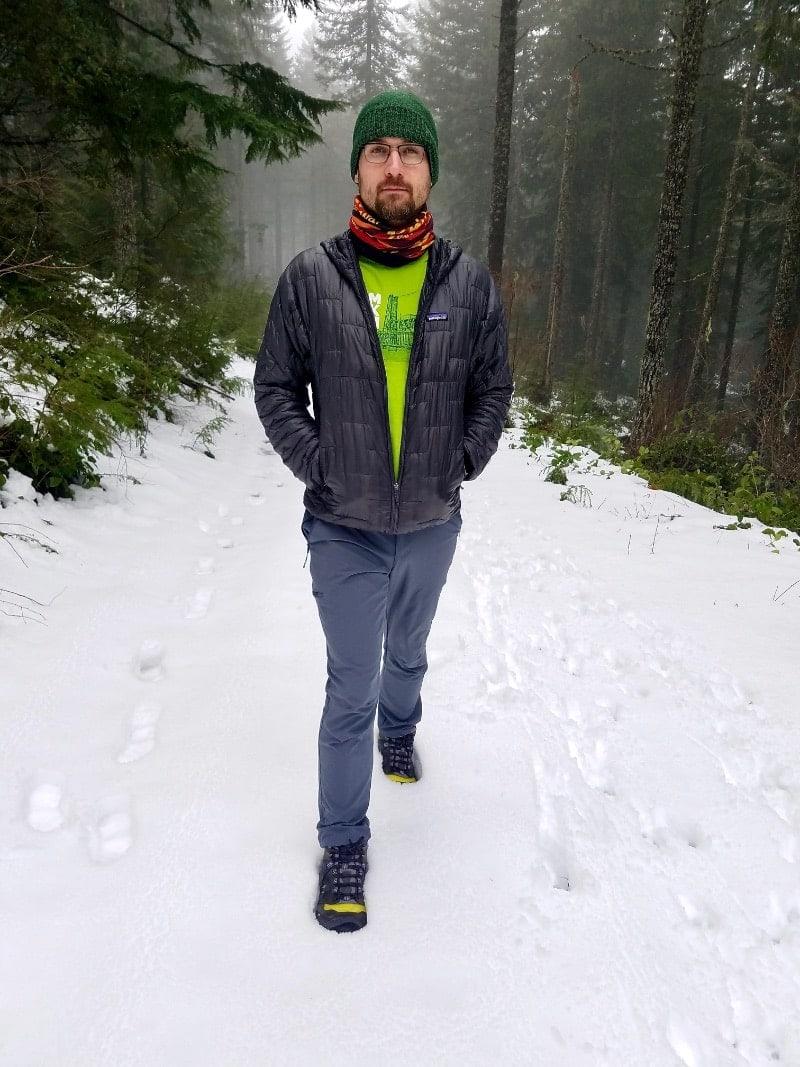 Keen RIdge Flex Mid Hiking Boot Field Test