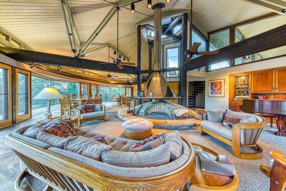 Belltop secluded retreat