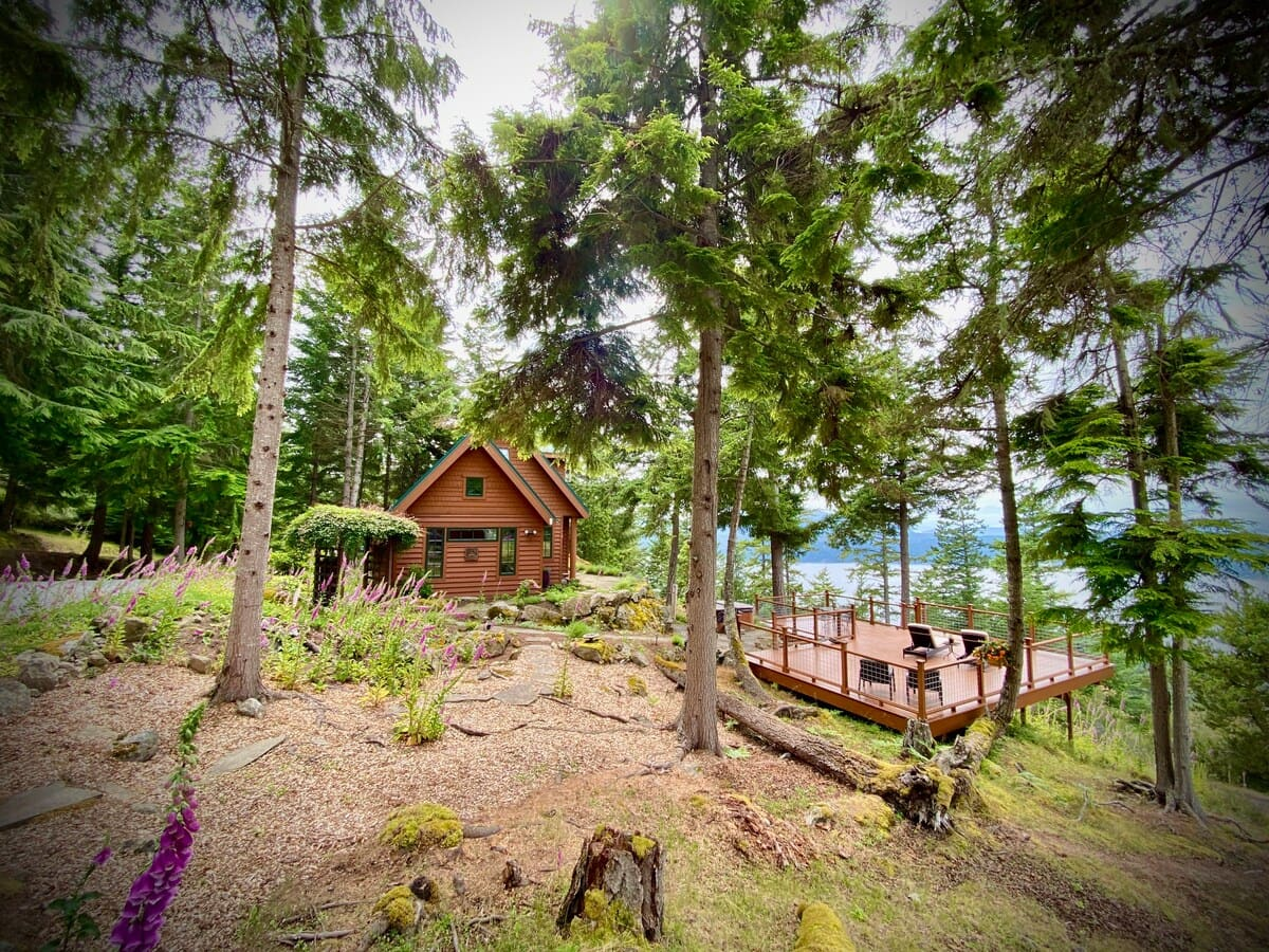 Eastsound san juan islands airbnb