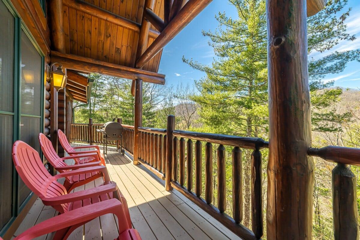 Great Smoky Mountain Lodge