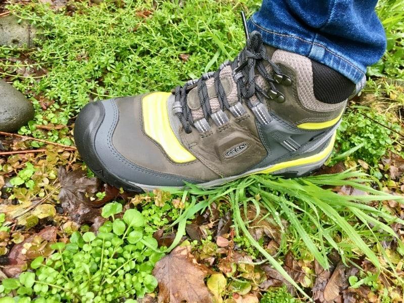 Keen RIdge Flex Mid Hiking Boot