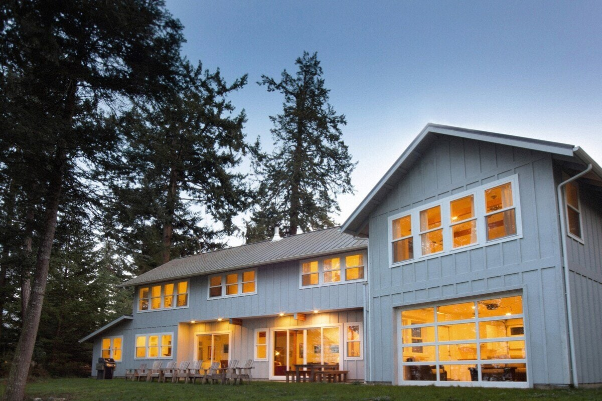 Madrona House airbnb