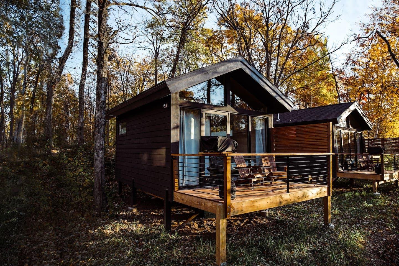Mangan Glamping Cabin