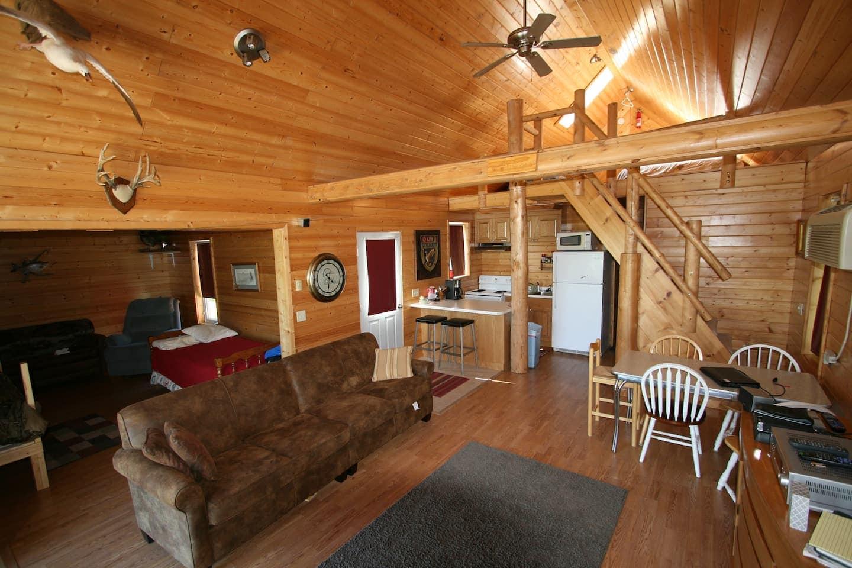 North Dakota Cabin