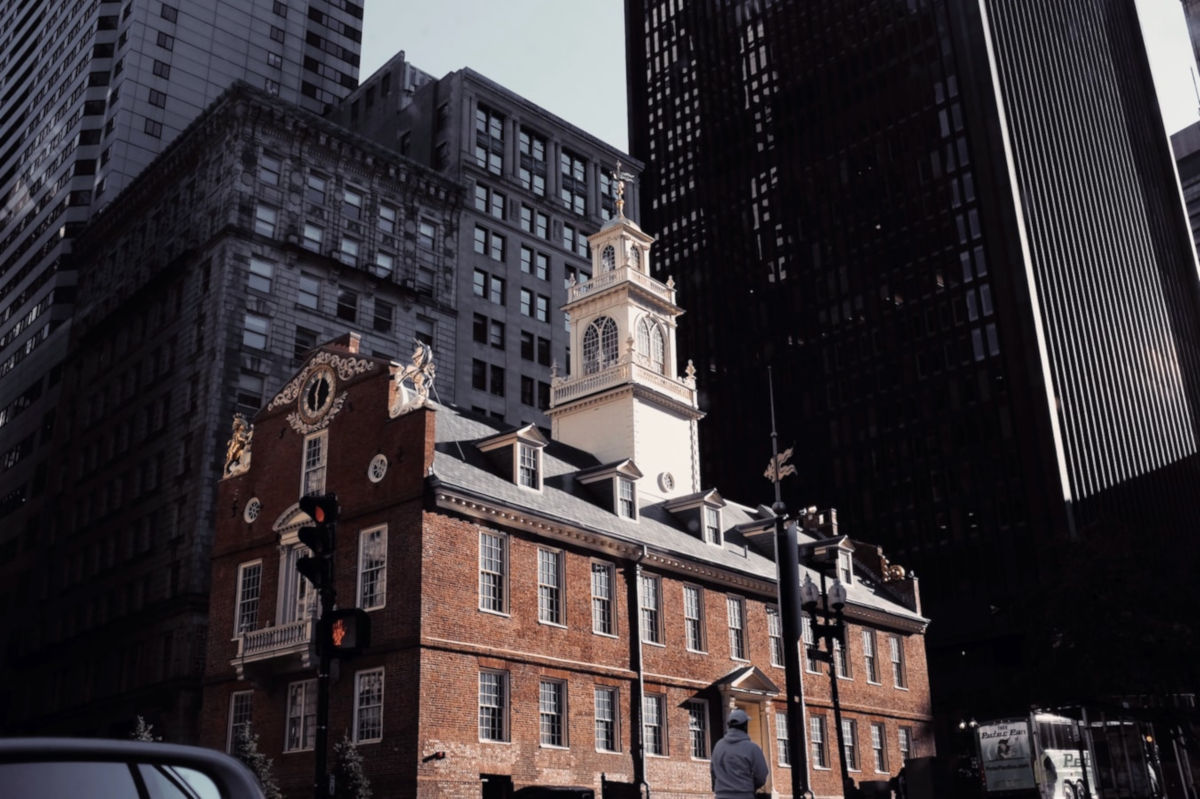 Old State House boston ma