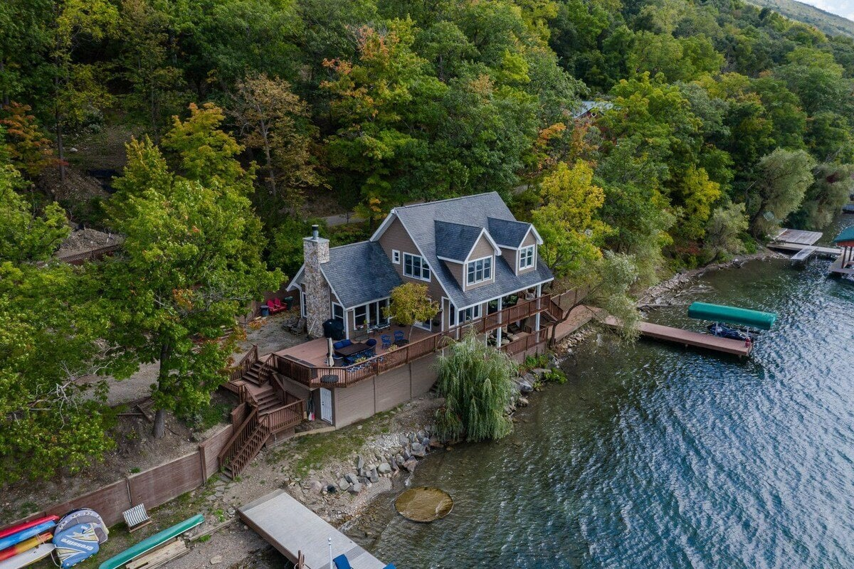 Paradise point airbnb finger lakes