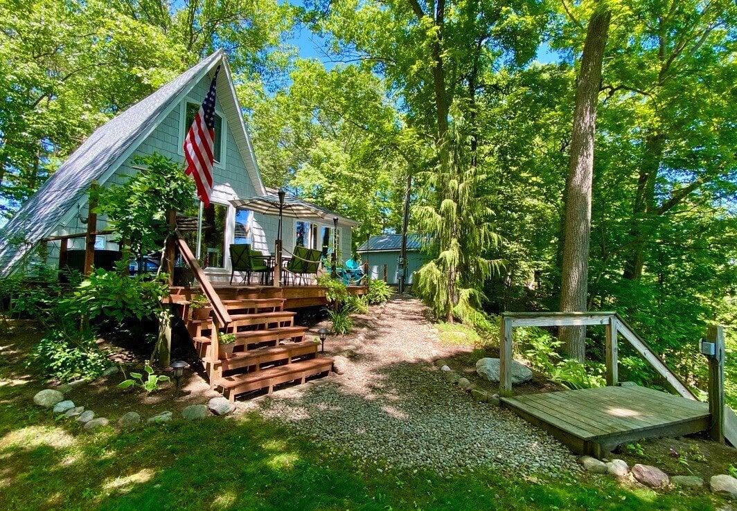 Seneca Lake new york airbnb rental