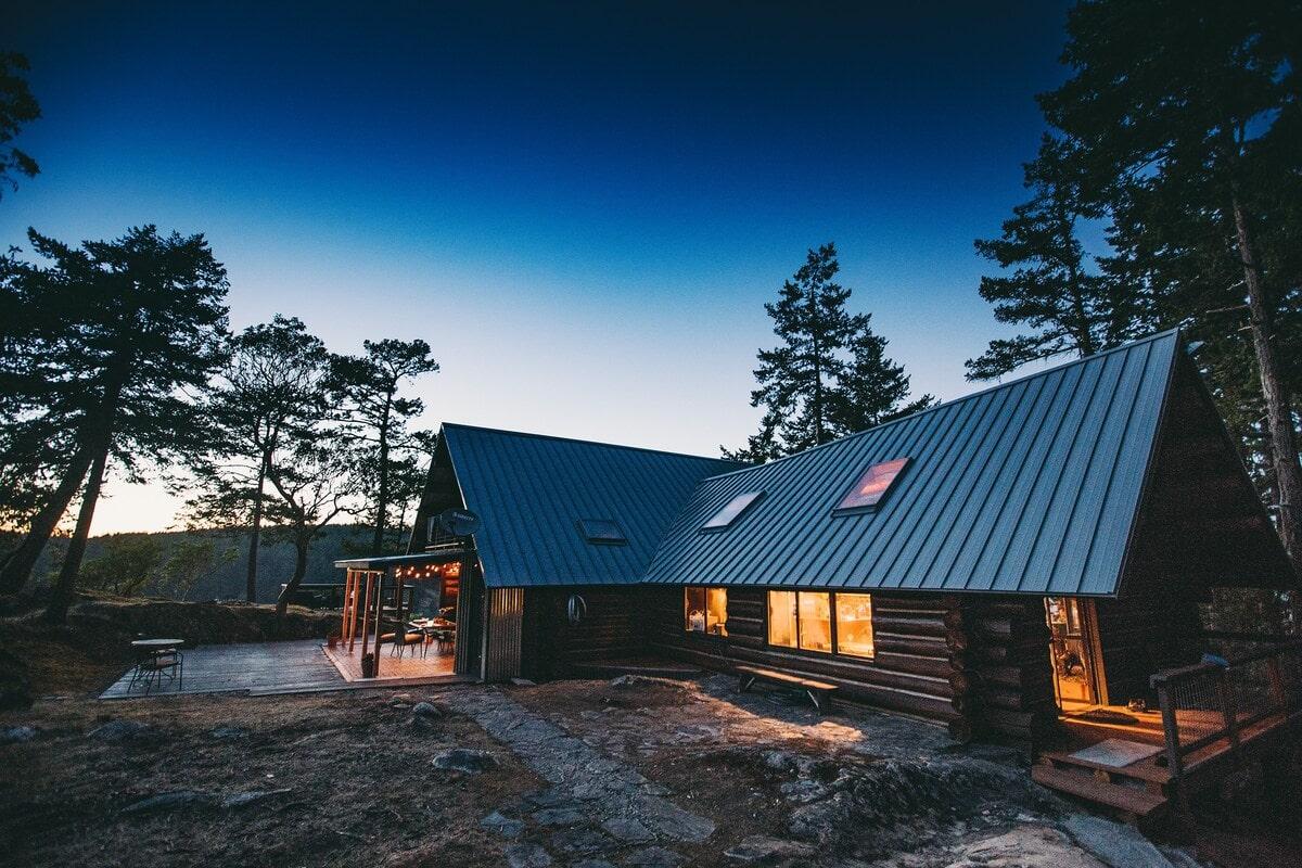 The Cabin on Hunter Bay