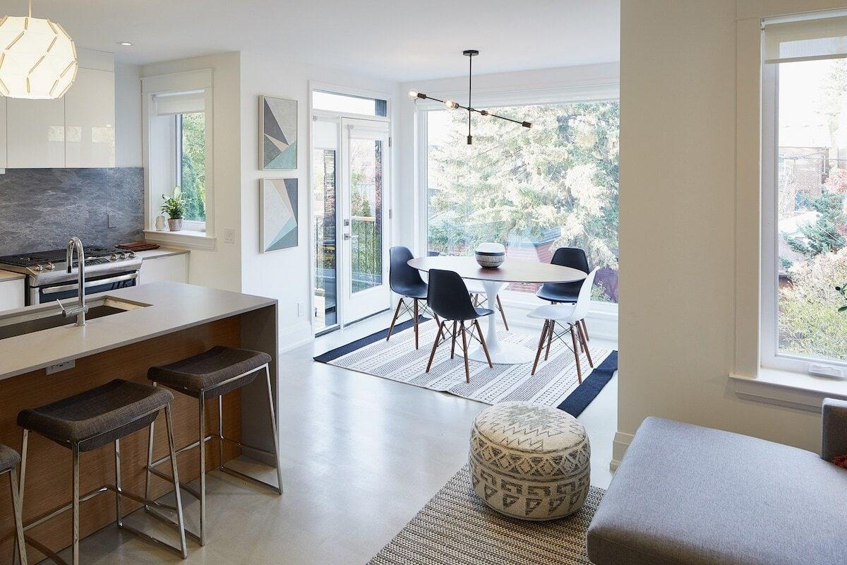 Toronto Edwardian airbnb