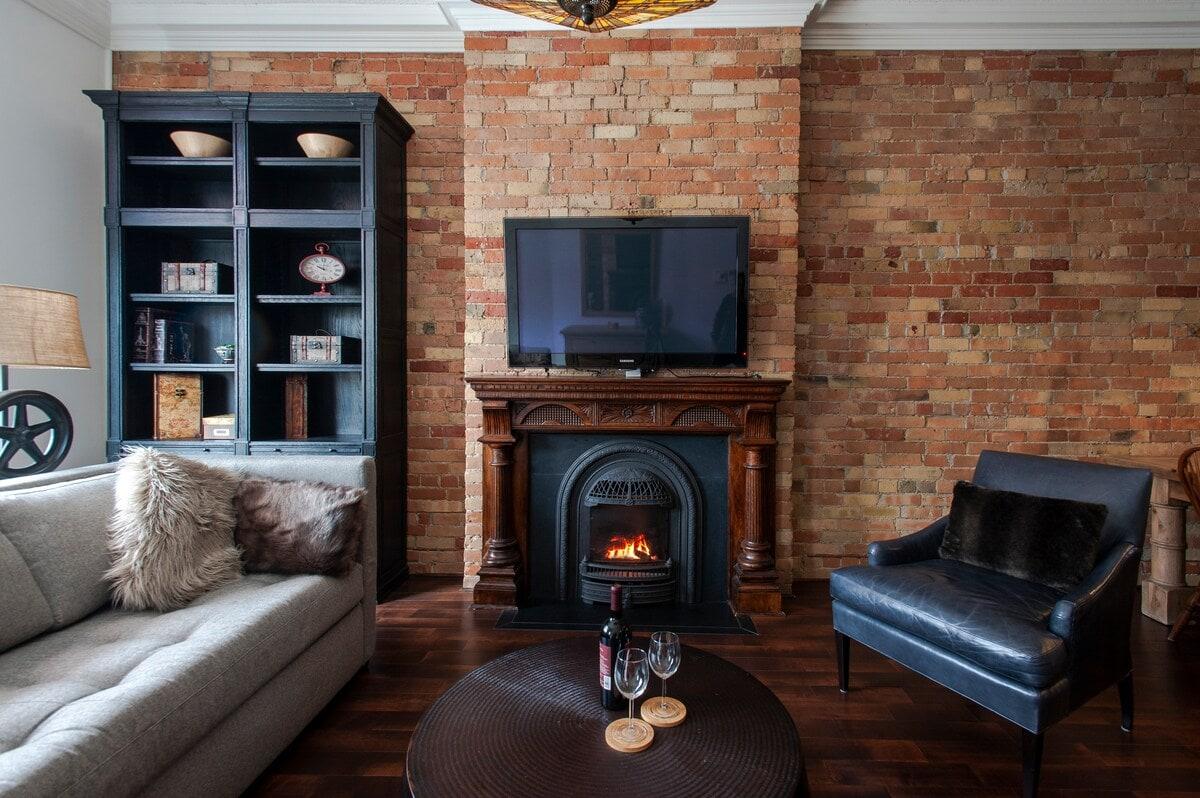 Yorkville Annex airbnb toronto
