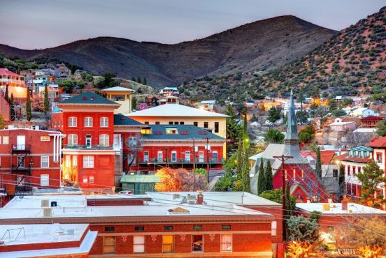 best small towns arizona