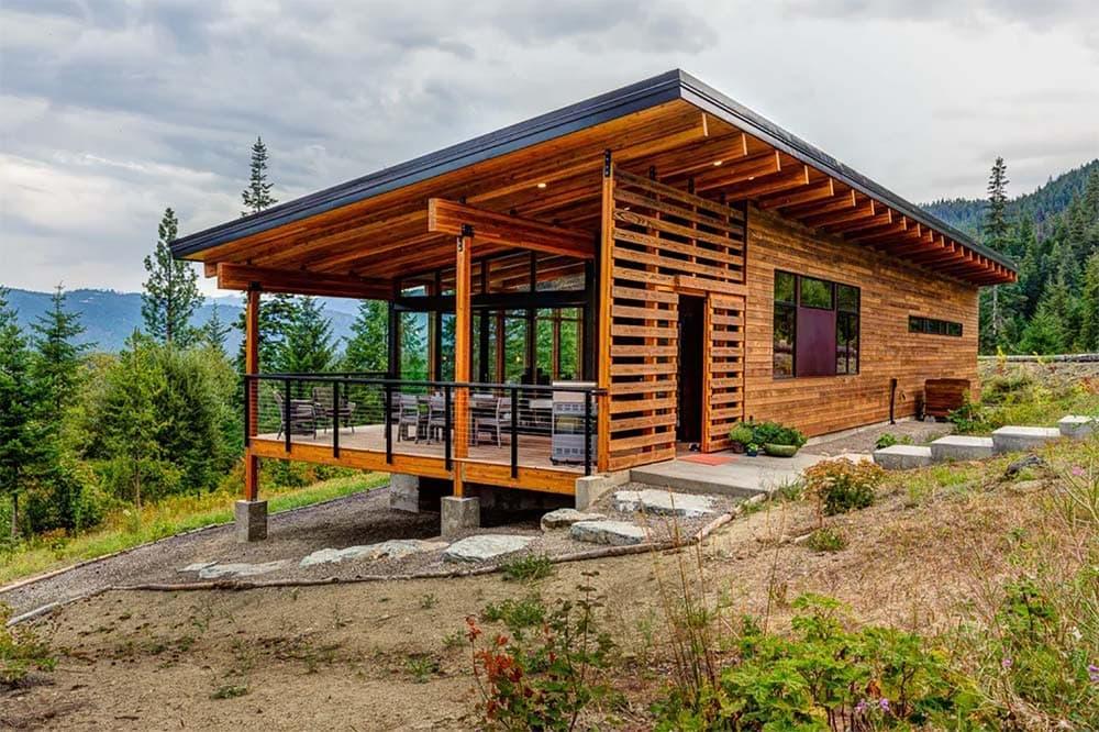 camp howard airbnb leavenworth