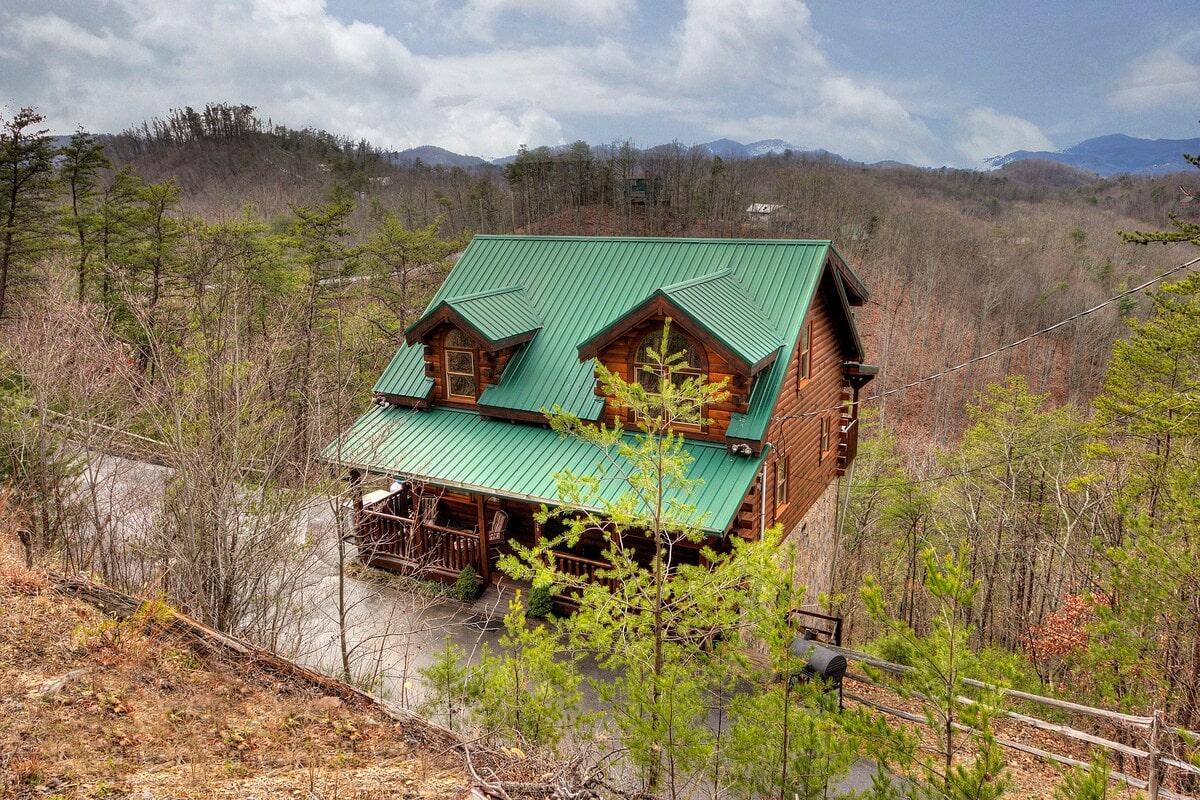 crystal view cabin TN